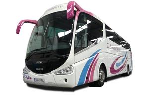 55 Seats Capacity